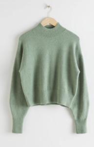 sélection homewear 2020 pull vert