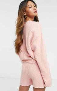 ensemble rose loungewear 2020