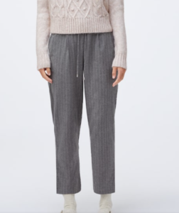 Pantalon à rayures femme sélection homewear mademoiselle coraline 2020