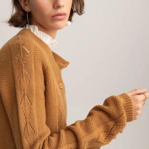 gilet la redoute selection homewear 2020