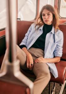 pantalon Sézane Clara sélection loungewear mademoiselle coraline